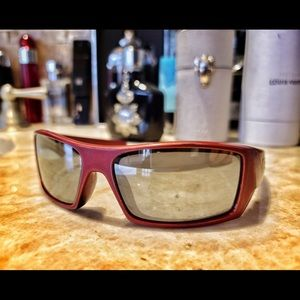 Custom Oakley Gascan Sunglasses